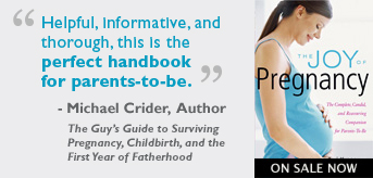 Helpful, informative, and thorough, this is the perfect handbook for parents-to-be. - Michael Crider, Author, The Guy's Guide to Surviving Pregnancy, Childbirth, and the First Year of Fatherhood